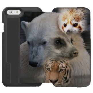 wild Mix 1 iPhone 6/6s Wallet Case