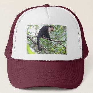 Wild Monkey Picture Trucker Hat