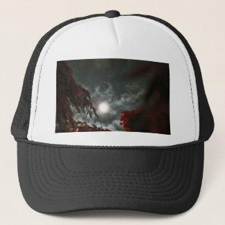 Wild Moon Trucker Hat