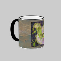 Wild Morning Glory by Alexandra Cook mugs