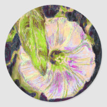 Wild Morning Glory by Alexandra Cook stickers