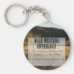 Wild Mustang Anthology key ring Keychain