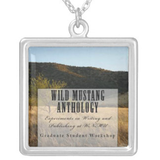 Wild Mustang Anthology sterling silver necklace