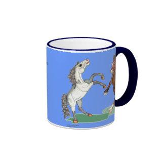 Wild Mustang Battle Mug