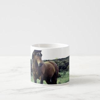 Wild Mustang Specialty Mug Espresso Mug