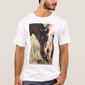 Wild Mustang T-Shirt for Women and Juniors