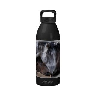 Wild Mustang Water Bottle