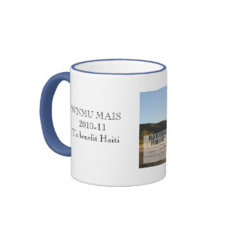 Wild MustangAnthology Project mug