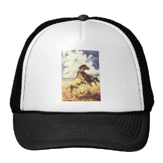 Wild Mustangs Trucker Hat