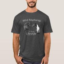 Wild Mustangs Lifestyle T-Shirt