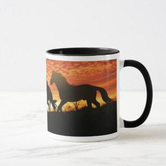 Wild Mustangs Mug