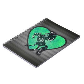 Wild! Spiral Notebooks