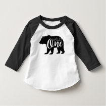 Wild One Bear | First Birthday Party T-Shirt