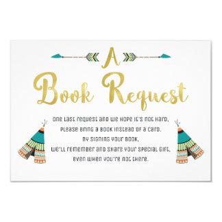 Wild One Book Request Card