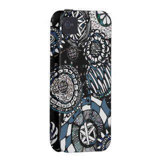 Wild One by Cindy Ginter Case-Mate iPhone 4 Covers