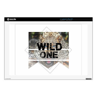 wild one.jpg skin for laptop