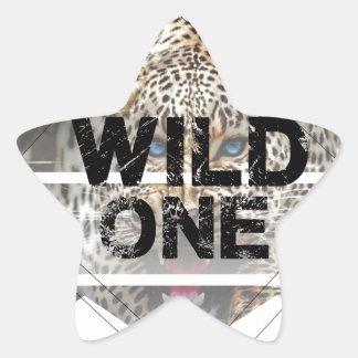 wild one.jpg star sticker