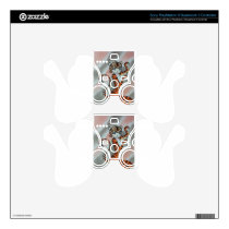 Wild One Lady Tiger Original PS3 Controller Skins