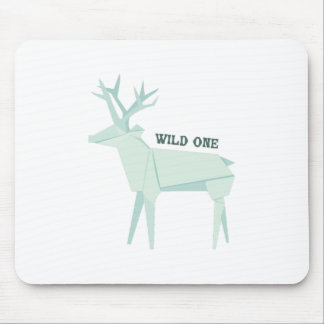 Wild One Mouse Pad