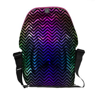 Wild One ZigZag Messenger Bag Options