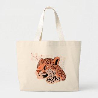 Wild Orange Jaguar bag