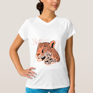 Wild Orange Jaguar T-Shirt