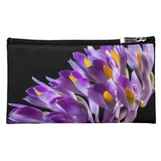 wild orchid cosmetic bag