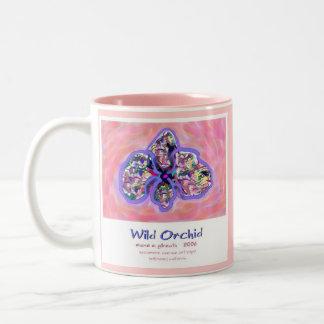 Wild Orchid Mug