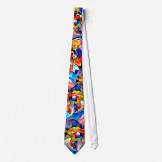 Wild Organic Color Forms by Salerno Tie