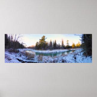 Wild Ottawa Panorama Poster