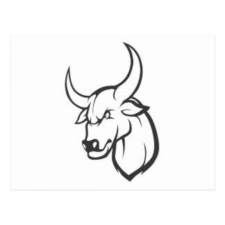 Wild Ox Postcard