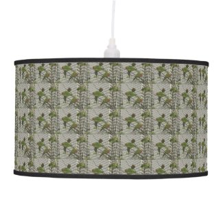 Wild Parrots Of Telegraph Hill Ceiling Lamps
