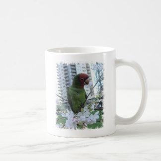 Wild Parrots of Telegraph Hill Coffee Mug