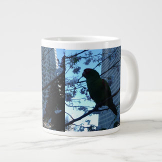 Wild Parrots of Telegraph Hill Giant Coffee Mug