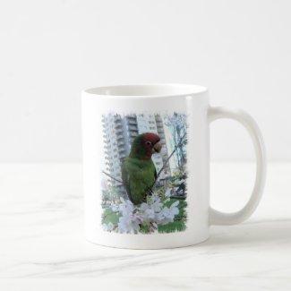 Wild Parrots of Telegraph Hill Mug