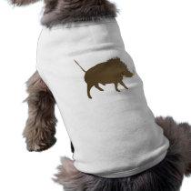 Wild pig wildly boar shirt