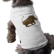 Wild pig wildly boar tee