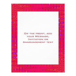 wild pink red flyer