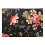 Wild Pink Roses Placemat