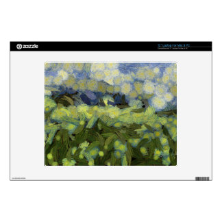 """Wild plant growth under the sky 12"""" laptop skins"""