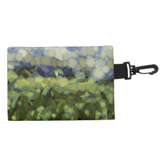 Wild plant growth under the sky accessory bag