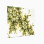 Wild Plant - Mandelbrot Fractal Art Canvas Print