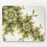 Wild Plant - Mandelbrot Fractal Art Mouse Pad