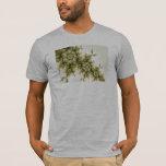 Wild Plant - Mandelbrot Fractal Art T-Shirt