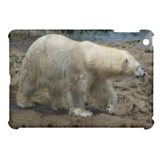 Wild Polar Bear Wildlife Photography Design iPad Mini Case