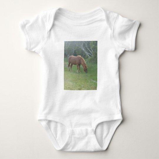 Wild pony infant t-shirt