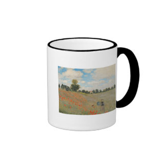 Wild Poppies, near Argenteuil Ringer Coffee Mug
