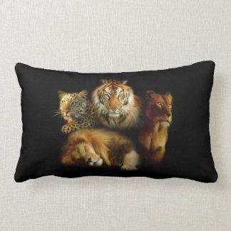 Wild Predators Lumbar Pillow