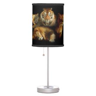 Wild Predators Table Lamp