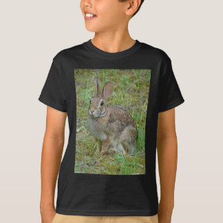 Wild Rabbit Eastern Cottontail Apparel and Gifts T-Shirt
